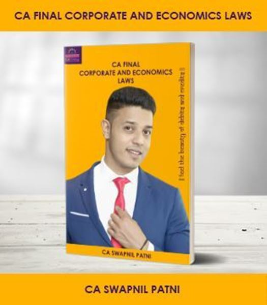 Picture of Corporate and Economic Laws By CA Swapnil Patni