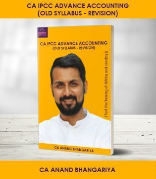 Picture of IPCC Advance Accounts Revision Old Syllabus