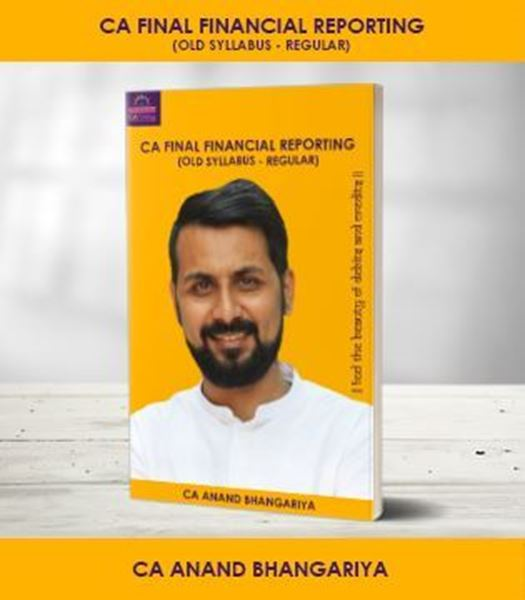 Picture of CA Final Financial Reporting Old Syllabus