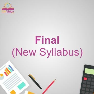 Picture for category Final (New Syllabus)