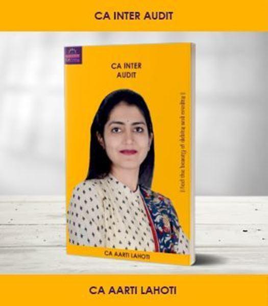 Picture of CA Inter Audit New Regular 1.5 Views CA Aarti Lahoti