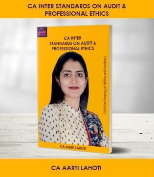 Picture of Standards on Audit (SAs) + Professional Ethics CA Aarti Lahoti