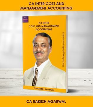 Picture of CA Inter Cost and Management Accounting