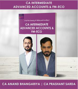 Picture of ADVANCED ACCOUNTS + FINANCIAL MANAGEMENT & ECONOMICS COMBO
