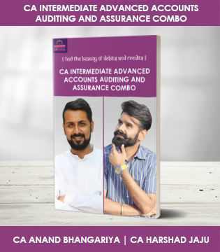 Picture of Advacned Accounts + Auditing and Assurance COMBO (Pre Booking)